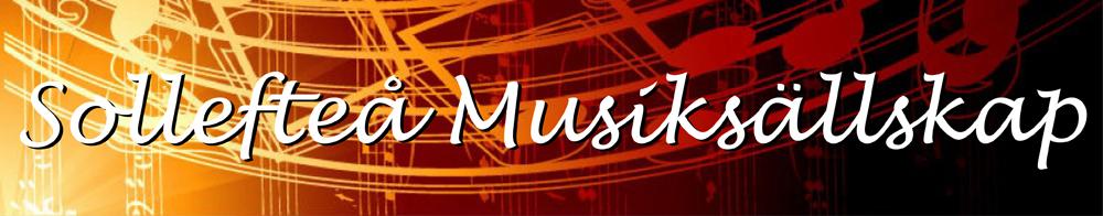 Sollefteå Musiksällskap